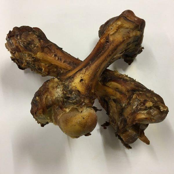 Schinkenknochen für Hunde