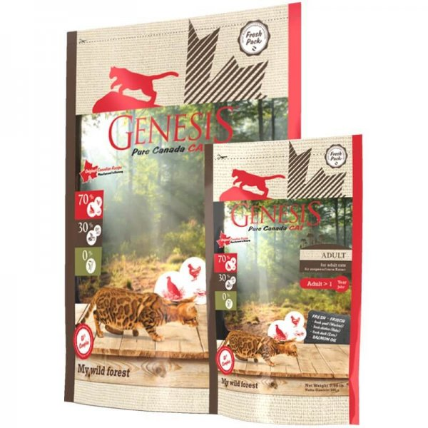 Genesis Pure Canada My Wild Forest Adult