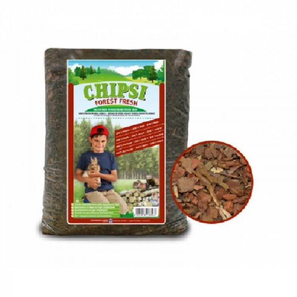 Chipsi Forest Fresh Waldbodeneinstreu