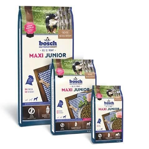 Bosch Maxi Junior Aufzuchtfutter