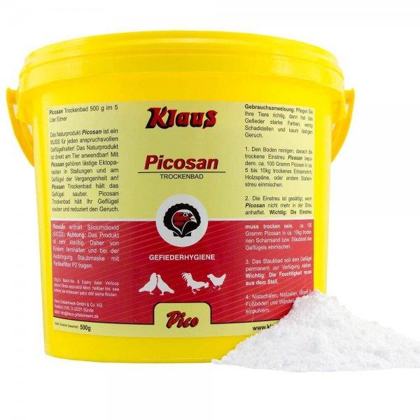 Klaus Picosan Trockenbad