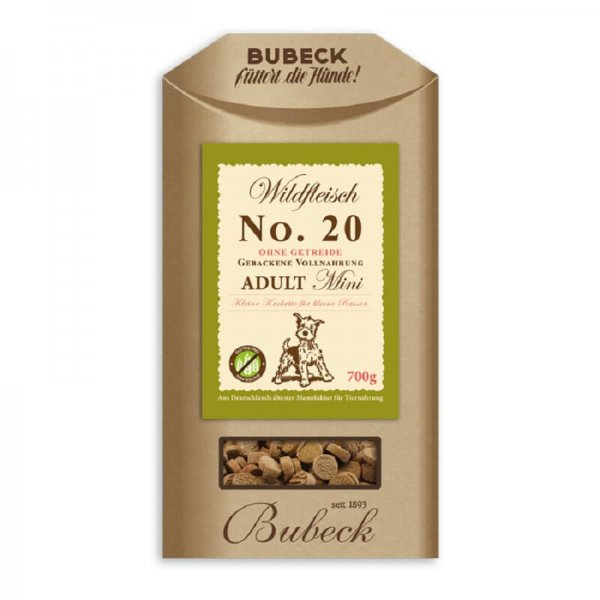 Bubeck no. 20 Mini Adult mit Wild