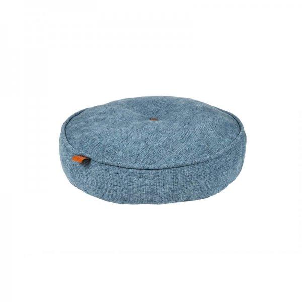 Hundeliegekissen Vince blau und waschbar