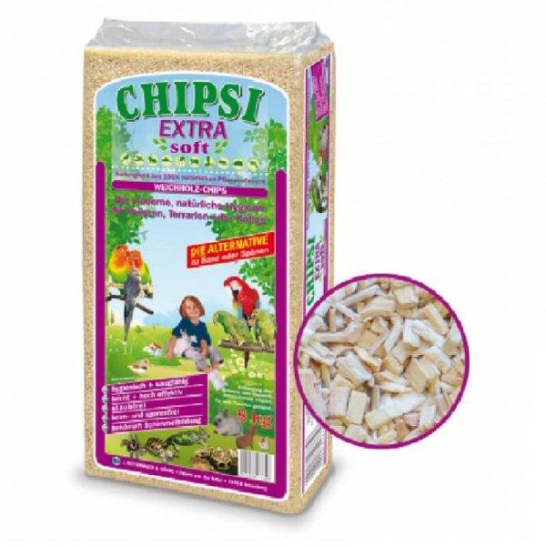 Chipsi Extra Soft Weichholzspäne