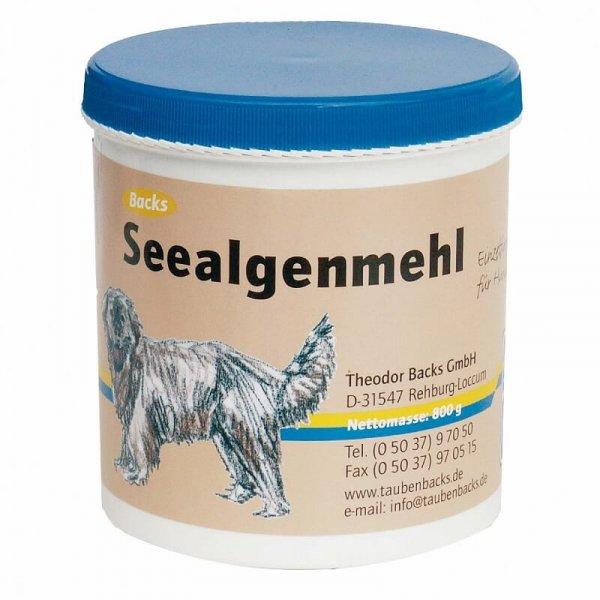 Seealgenmehl für Hunde