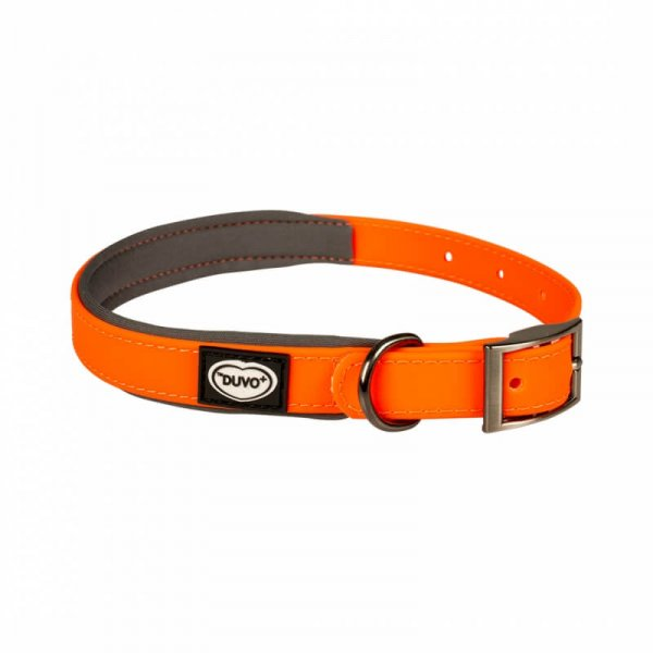 Duvo+ EXPLOR South Trainingshalsband Neonorange