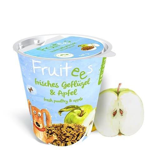 Bosch Fruitees mit Geflügel und Apfel