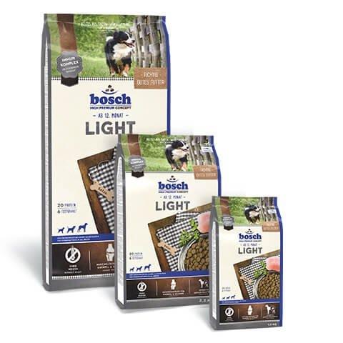Bosch Light gegen Übergewicht