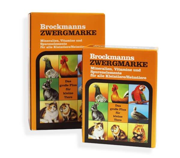 Brockmanns Zwergmarke