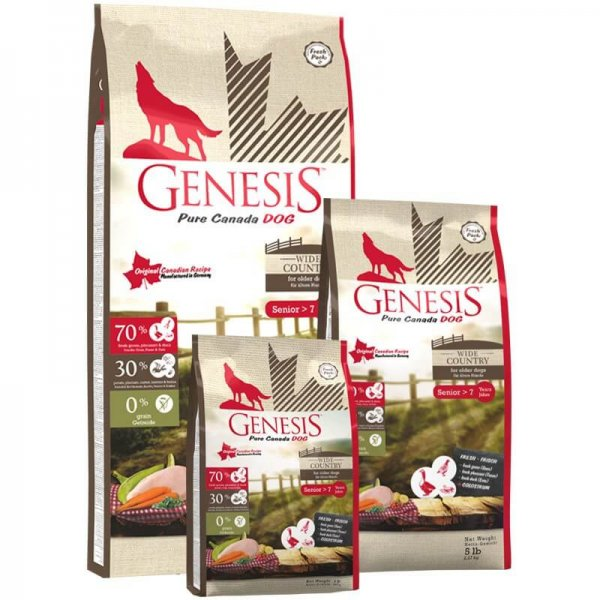 Genesis Pure Canada Wide Country Senior