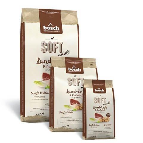 Bosch Soft Land Ente und Kartoffel Adult