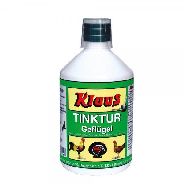 Klaus TINKTUR für Geflügel