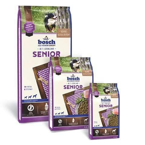 Bosch Senior für ältere Hunde