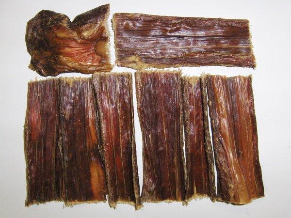 Dörrfleisch / Trockenfleisch vom Rind für Hunde